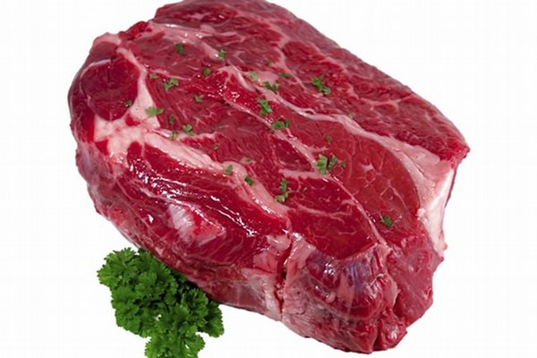 Beef Natural Chuck Steak